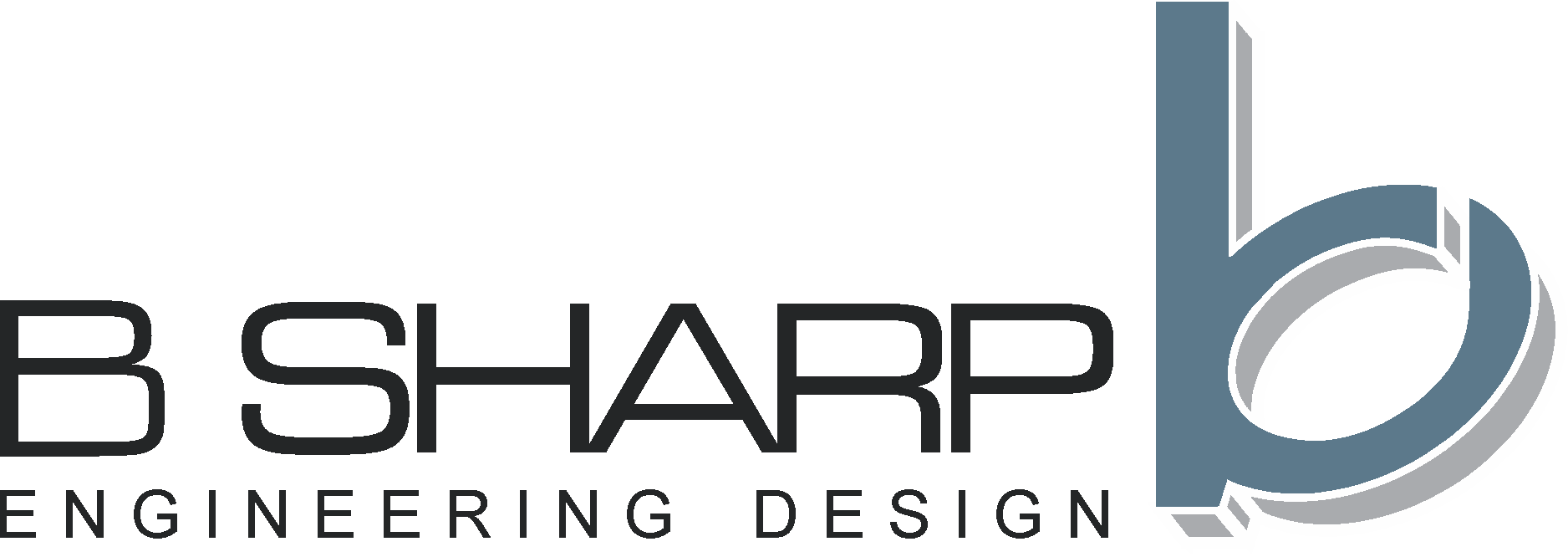 B Sharp Engineering Designs Logo