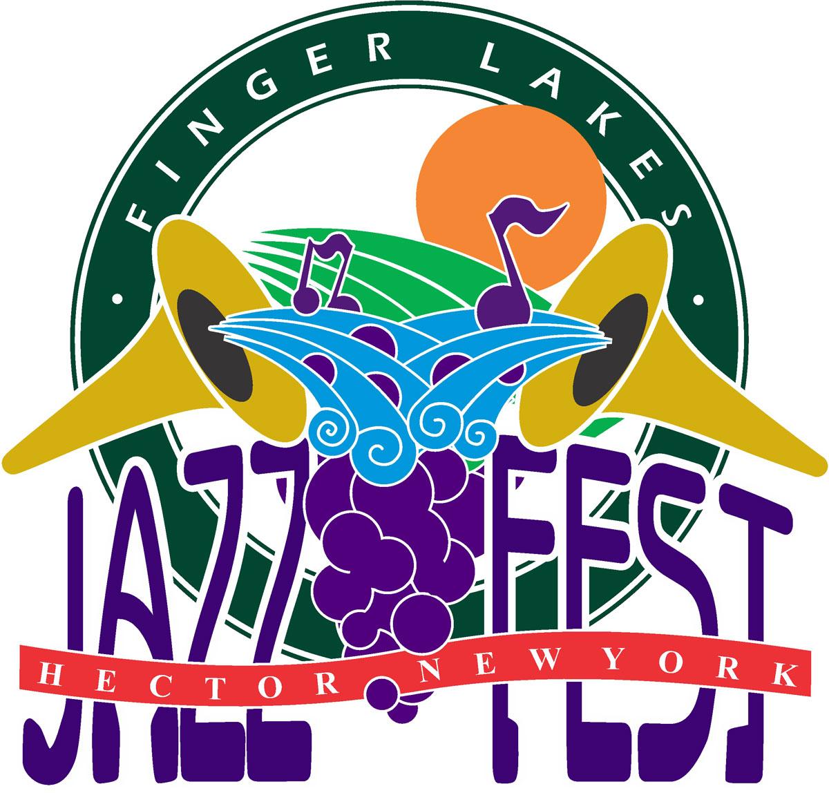 Finger Lakes Jazz Festival Logo