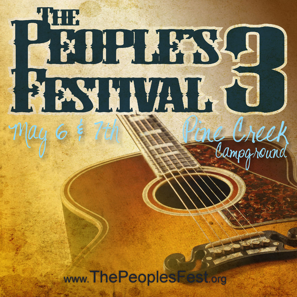 Peoples Fest III Brochure