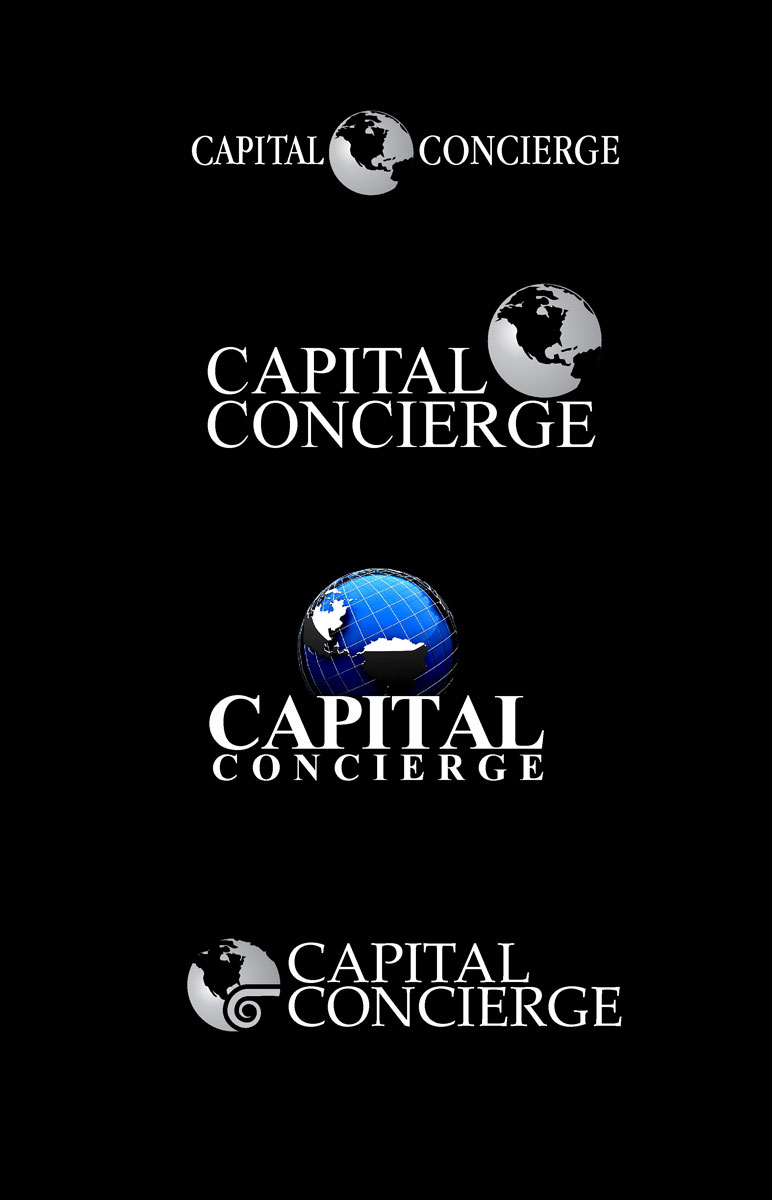 Capital Concierge Logo Development
