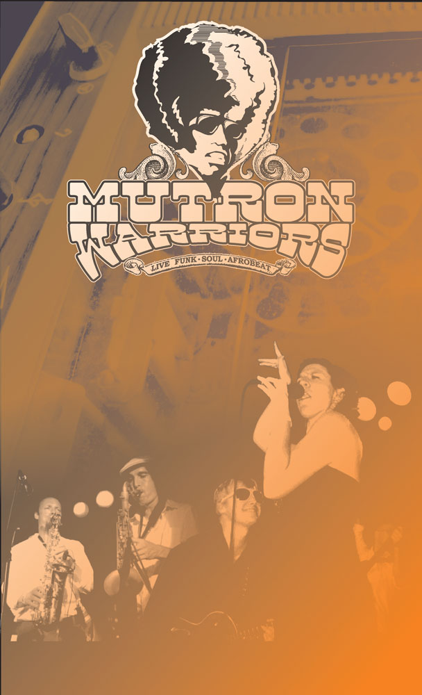 Mutron Warriors Promo Pack