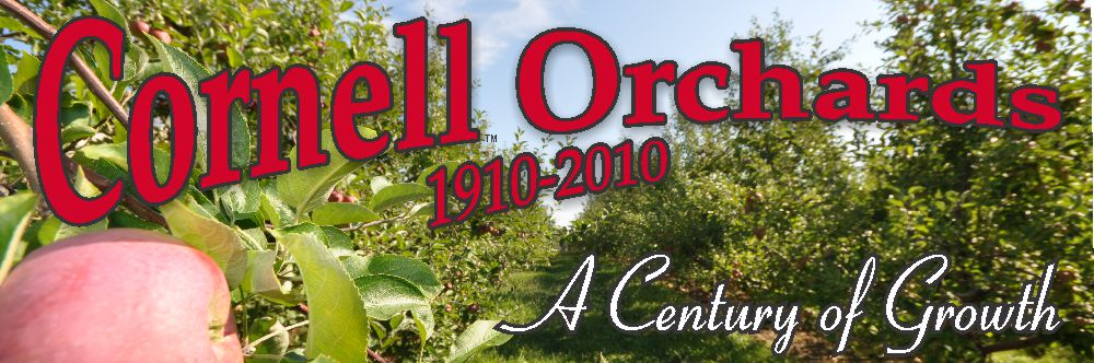 Cornell Orchards 100th Anniversary Promo