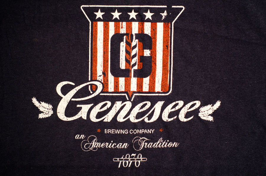 Genesse Beer Tradition Design