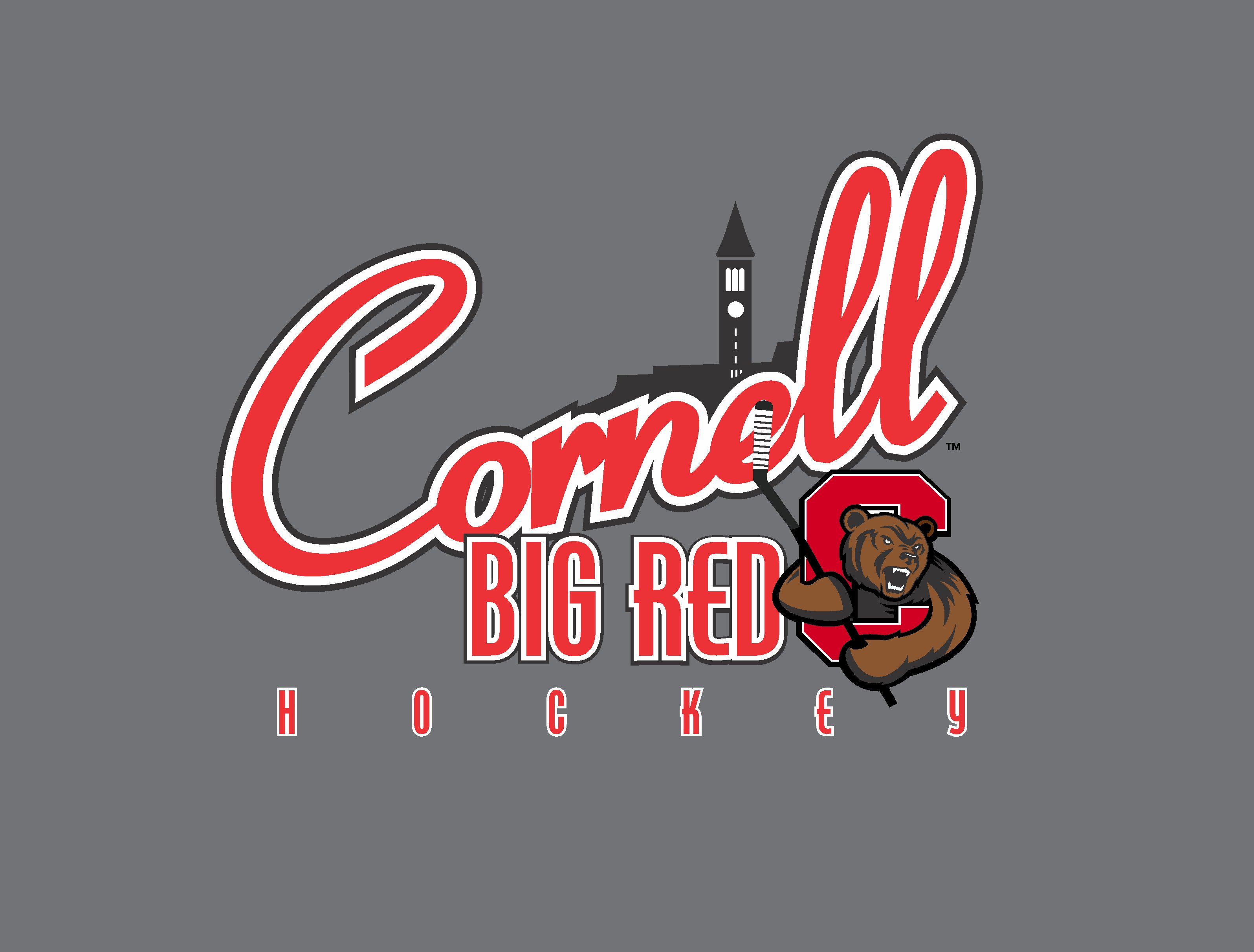 Cornell Big Red Hockey Design