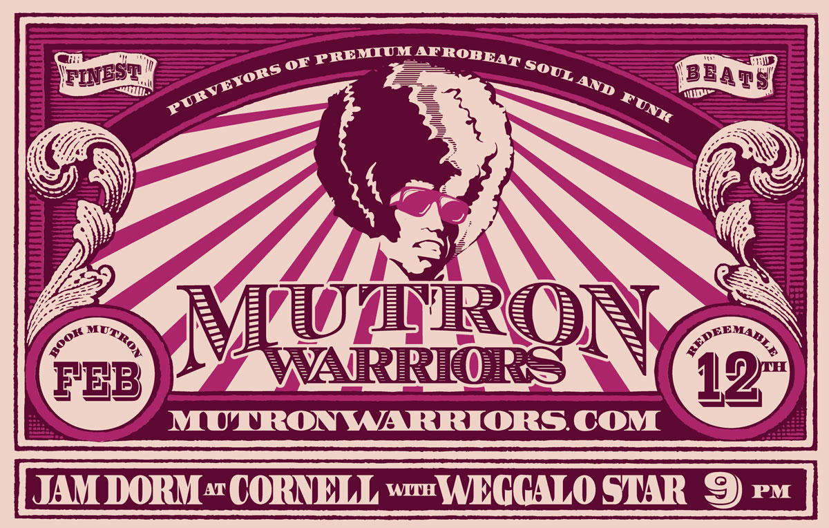 Mutron Warriors Cornell University